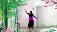 红领巾紫手环广场舞《弱水三千》