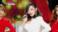 150404 音乐中心 MAMAMOO - AHH OOP (Re-Recording Ver)