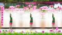 琼儿广场舞《八百里洞庭我的家》民族舞 编舞:杨丽萍