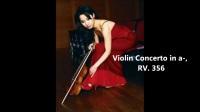Sarah Chang- Violin Concerto in a-, RV.356 (Vivaldi)
