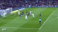 国家德比皇马2-1巴萨,C罗全面压制梅西!