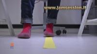 Corso di sci Check Point 092017 Inclinato leggero tagliente