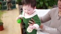 张珺涵-1周岁&HELLO BABY儿童摄影工作室