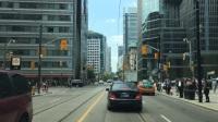 自驾 - King Street - Toronto Canada.mp4