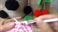 [素姐家]布条线水桶包钩针编织方法(教程)