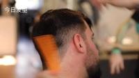 男士发型修剪教程,适合30岁左右的男人