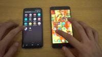 Samsung Galaxy S8 与 OnePlus 3T 速度比拼