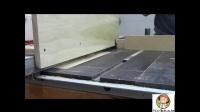一个实用更带槽斜榫的做法 拼直角方盒不用钉子少用胶水了