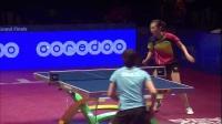 朱雨玲VS韩莹 2016年终总决赛 女单决赛视频