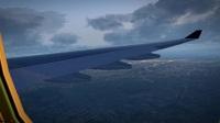 X-Plane 11 空中客车A330凌晨降落肯尼迪国际机场