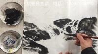 胡爱民山水画基础教学(五)