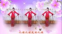 紫琼广场舞《九妹》编舞 范范