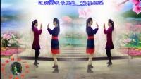 建群村广场舞原创双人舞对跳《暖暖的爱》2017年最新广场舞带歌词.mp4