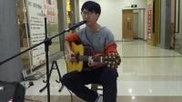 吉他弹唱自己改编的 邓紫棋 我是歌手版本 泡沫  2