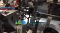 KP350-B新款全自动塑料管灌装封尾机