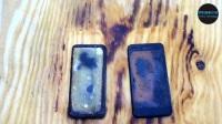 三星 S8 Plus vs iPhone 7 Plus火烧汽油测试