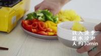 水果菜丨菠萝鸡翅,酸甜美味可口,快速上手学会