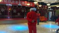 A03.快乐驿站团队联谊会,徐哲民老师等俩人舞蹈表演。草根制作。