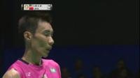 2017马来西亚羽毛球公开赛男单决赛 林丹VS李宗伟