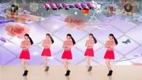 2017年美梅广场舞 原创单人水兵舞 一吻红尘 2-附背面演示 编舞 美梅.mp4