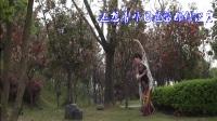 雪冰青春活力广场舞《恋上香烟的女人》(原创)正背面