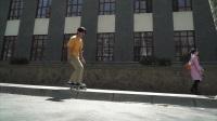 WITH LONGBOARDS 与长板 滑手个人片:子安
