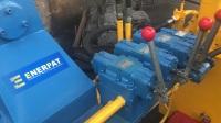 英国恩派特-八角-铁刨花压块机