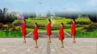 红领巾广场舞《邻妹妹爱上假宝玉》原创32步
