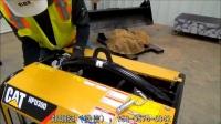小型挖机室内工作配备电动动力源(油电两用小挖机).mp4