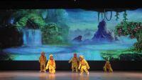 少儿京剧舞蹈《欢天喜地美猴王》