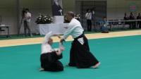 Etsuji Horii (堀井悦二) - Aikido Demonstration