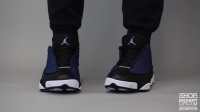 Air Jordan 13 Low Retro Brave Blue 上脚赏析