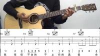 脸谱民谣特辑15 赵雷《成都》吉他弹唱教学