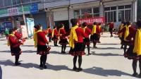 涿州市东城坊镇西城坊村美之韵健身舞蹈队(手绢舞喜从天降)