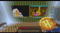 我的世界小本带小萱画画#5 被抓入地牢的萌鸡鸡 minecraft服务器mc搞笑游戏视频解说.mp4