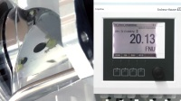 超声波清洗装置的功能演示