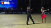 2017年中国体育舞蹈公开赛武汉站-职业组拉丁舞决赛-桑巴