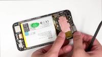 zol手机测评:需要用点微暴力 vivo X9Plus拆解视频