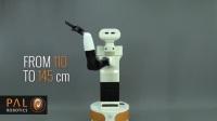 Tiago智能移动抓取机器人