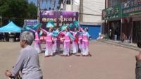 2017年河间电信广场舞大赛  老年大学锦秋舞蹈队