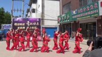 2017年河间电信广场舞大赛老年大学爱心舞蹈队