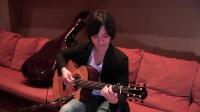 松井佑贵  魔訶不思議アドベンチャー!『ドラゴンボール』 (acoustic guitar solo )  Yuki Matsui