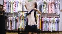 阿邦服装-时尚夏款连衣裙25件起批--410期