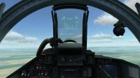 DCS world 数字战斗模拟:苏27 视频攻略 第3集 降落简单