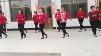 """洪洞县赵城镇桥西村巧英广场舞 第五年汇演 """"x240""""广场舞"""