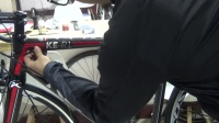 单车基械匠-15期 公路自行车内走线安装 手变 变速线 刹车线安装布线