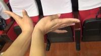 第一套戏曲韵律操分解动作——手腕运动之小五花