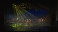 吉林市歌舞团原创民族舞剧《梦回乌拉》