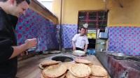 吃货老外街头美食之旅-新疆