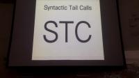 JS中尾递归STC与PTC